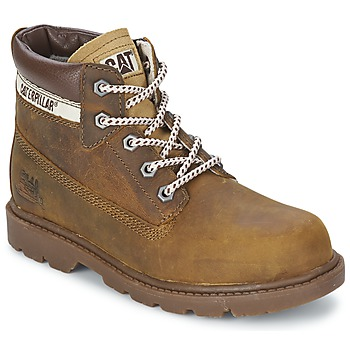 kengät Lapset Bootsit Caterpillar COLORADO PLUS Beige