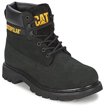 kengät Naiset Bootsit Caterpillar COLORADO Black
