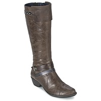 kengät Naiset Saappaat Dorking NINA Grey