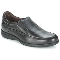 kengät Miehet Mokkasiinit Fluchos LUCA Black