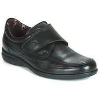 kengät Miehet Derby-kengät Fluchos LUCA Black