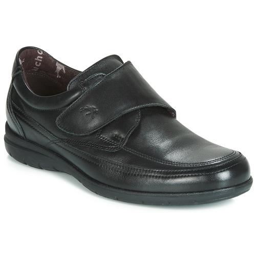 kengät Miehet Derby-kengät Fluchos LUCA Musta