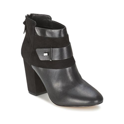 kengät Naiset Nilkkurit French Connection LIRA Black