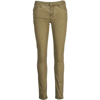 vaatteet Naiset Slim-farkut Acquaverde JOE Bronze