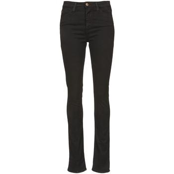 vaatteet Naiset Slim-farkut Acquaverde TWIGGY Black