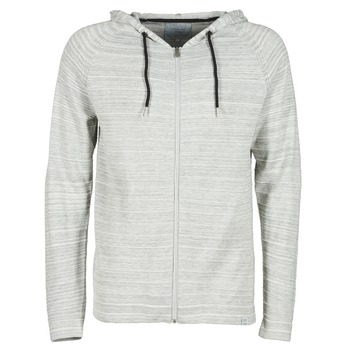 vaatteet Miehet Neuleet / Villatakit Jack & Jones TRIAL CORE Grey
