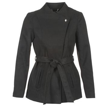 vaatteet Naiset Paksu takki Vero Moda FIELIGA Black