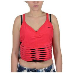 vaatteet Naiset Hihattomat paidat / Hihattomat t-paidat Nike