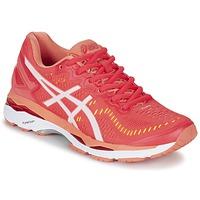 kengät Naiset Juoksukengät / Trail-kengät Asics GEL-KAYANO 23 W Pink