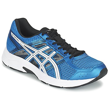 kengät Miehet Juoksukengät / Trail-kengät Asics GEL-CONTEND 4 Blue