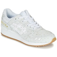 kengät Naiset Matalavartiset tennarit Asics GEL-LYTE III PACK SAINT VALENTIN W White / DORE