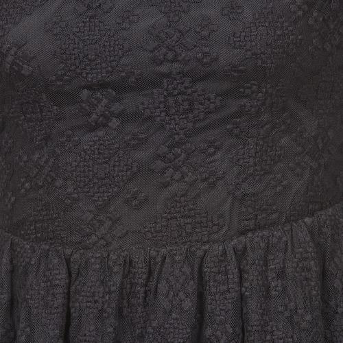 Yumi Kimi Black - Ilmainen Toimitus- Vaatteet Lyhyt Mekko Naiset 64