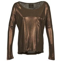 vaatteet Naiset T-paidat pitkillä hihoilla Chipie NINON Kulta
