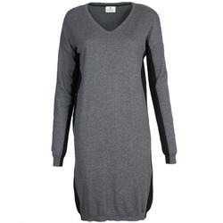 vaatteet Naiset Lyhyt mekko Chipie MONNA Grey / Black