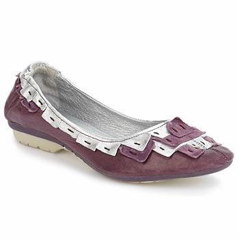 kengät Naiset Balleriinat Pataugas TURNER Violet