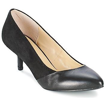 kengät Naiset Korkokengät Lotus MOTO Black