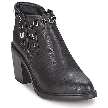 kengät Naiset Nilkkurit Gioseppo MOSENA Black
