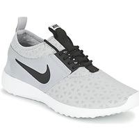 kengät Naiset Matalavartiset tennarit Nike JUVENATE W Grey / Black
