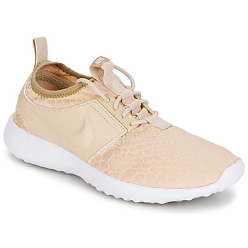 kengät Naiset Matalavartiset tennarit Nike JUVENATE SE W Beige