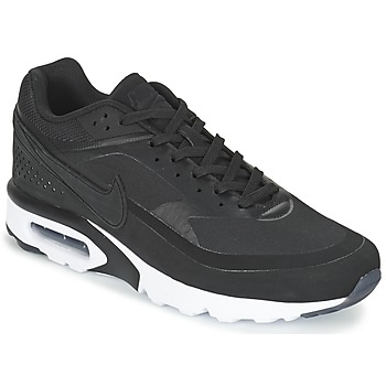 kengät Miehet Matalavartiset tennarit Nike AIR MAX BW ULTRA Black