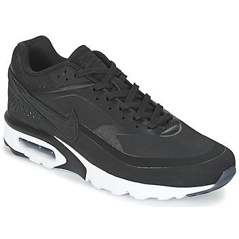 kengät Miehet Matalavartiset tennarit Nike AIR MAX BW ULTRA Black