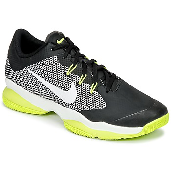 kengät Miehet Tenniskengät Nike AIR ZOOM ULTRA Black / Yellow