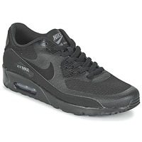 kengät Miehet Matalavartiset tennarit Nike AIR MAX 90 ULTRA 2.0 ESSENTIAL Black