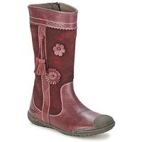 kengät Tytöt Saappaat Mod'8 KLAN Bordeaux
