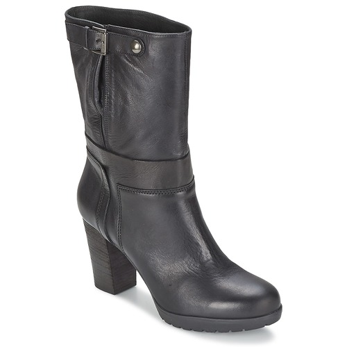 kengät Naiset Nilkkurit Janet Sport RELVUNE Black