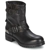 kengät Naiset Bootsit Love Moschino JA24034 Black
