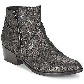 kengät Naiset Bootsit Janet&Janet VILLIA Musta