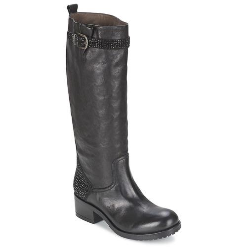 kengät Naiset Saappaat Now PRINCE Black