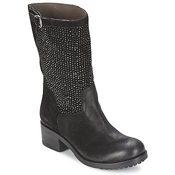 kengät Naiset Bootsit Now DIOLA Black