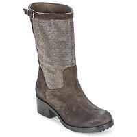 kengät Naiset Saappaat Now DOUREL Grey