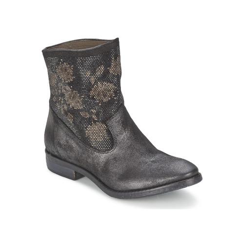 kengät Naiset Bootsit Now FALI Black