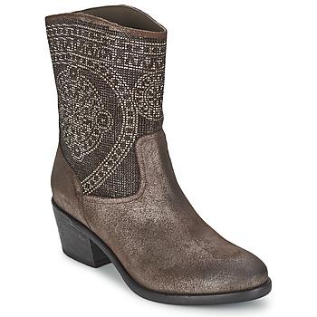 kengät Naiset Nilkkurit Now PIOMBO Grey