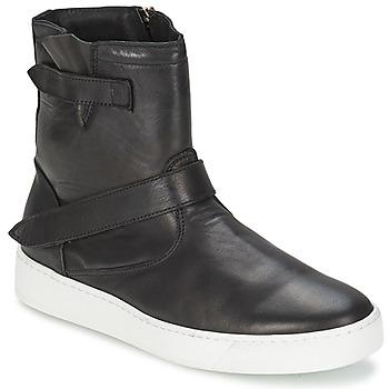 kengät Miehet Bootsit Ylati CAPPELLA Black