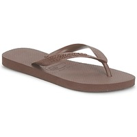 kengät Varvassandaalit Havaianas TOP Ruskea