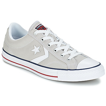kengät Matalavartiset tennarit Converse STAR PLAYER CORE CANVAS OX Grey / Clair / White