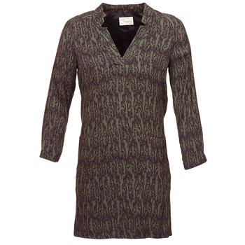 vaatteet Naiset Lyhyt mekko Stella Forest BRO024 Kaki