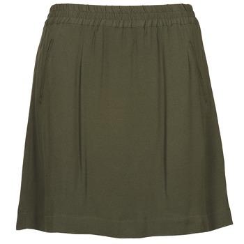 vaatteet Naiset Hame Stella Forest BJU021 Kaki