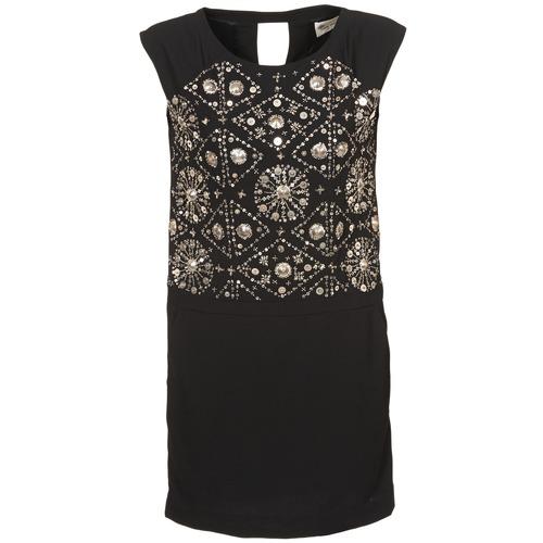 vaatteet Naiset Lyhyt mekko Stella Forest BRO040 Black