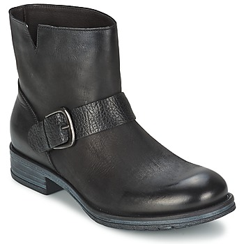 kengät Naiset Bootsit Café Noir ROSAS Black