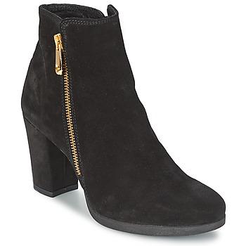 kengät Naiset Nilkkurit Café Noir TAIBI Black