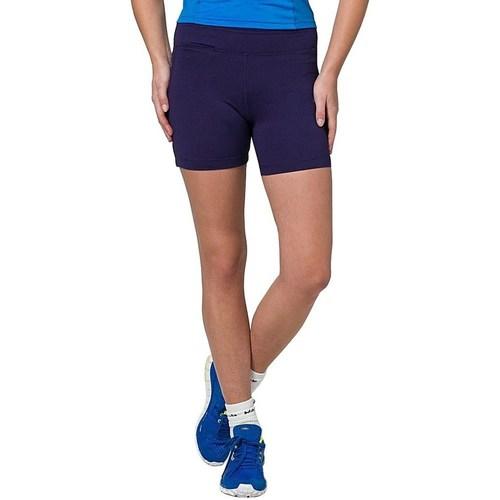 vaatteet Naiset Shortsit / Bermuda-shortsit Reebok Sport SE Short Tummansininen