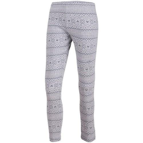 vaatteet Naiset Legginsit adidas Originals Neo Nordic Leg Harmaat