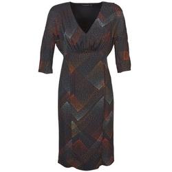 vaatteet Naiset Lyhyt mekko Antik Batik ORION Musta