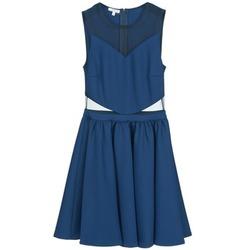 vaatteet Naiset Lyhyt mekko Brigitte Bardot BB45080 Blue