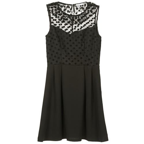 vaatteet Naiset Lyhyt mekko Brigitte Bardot BB45057 Black