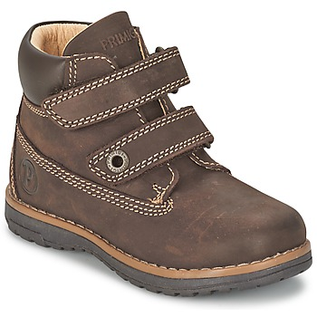 kengät Pojat Bootsit Primigi ASPY 1 Brown